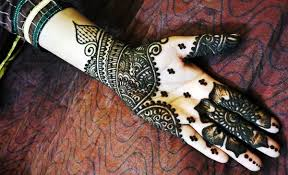 Download Latest Arabic Mehndi Designs for Girls 2015