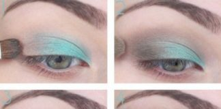 makeup tutorial for blue eyes