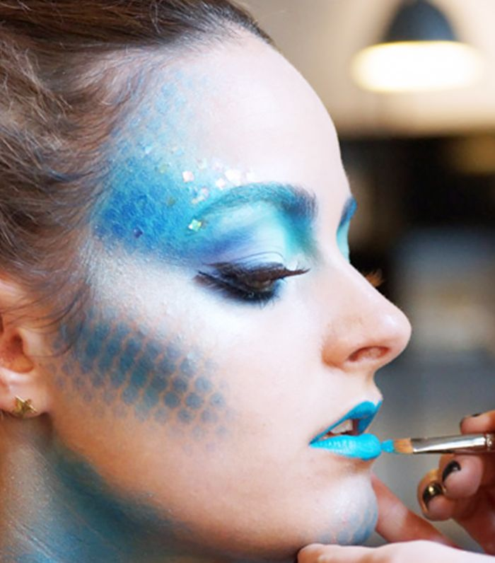 Create The Fabulous Look You Want With This Fantasy Makeup