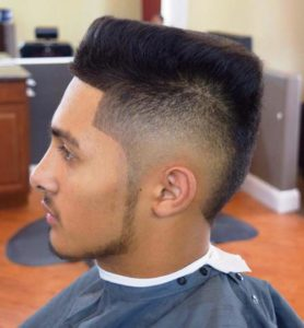 Flat Top Haircut