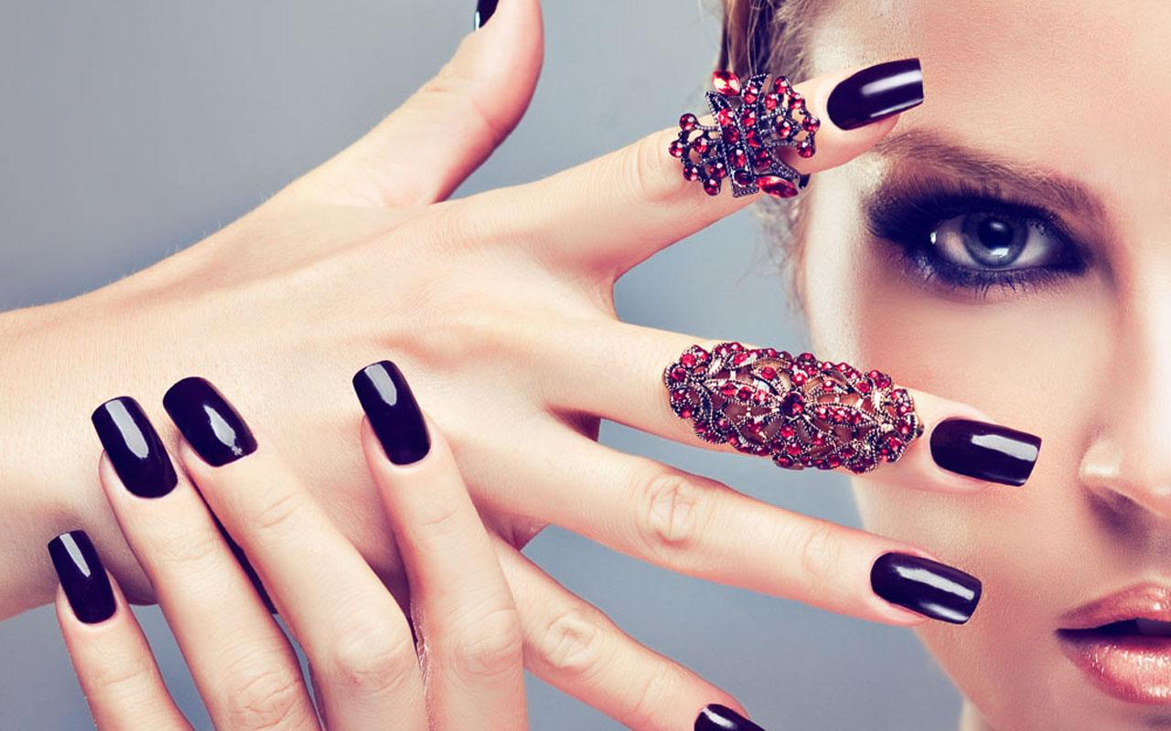 What are the top 15 christmas nail designs ideas prinsesfo Gallery